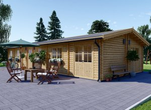 Mobile home BRIGHTON 20' x 50'
