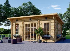 Wooden Shed ESSEX 18 x 13