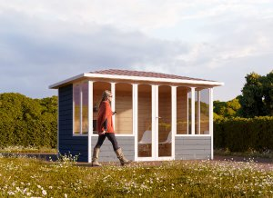 Wooden Shed ALFA 12' x 8'