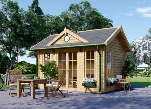 Wooden Shed CLOCKHOUSE 13 x 10