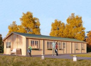 Mobile home BRIGHTON 20' x 50'
