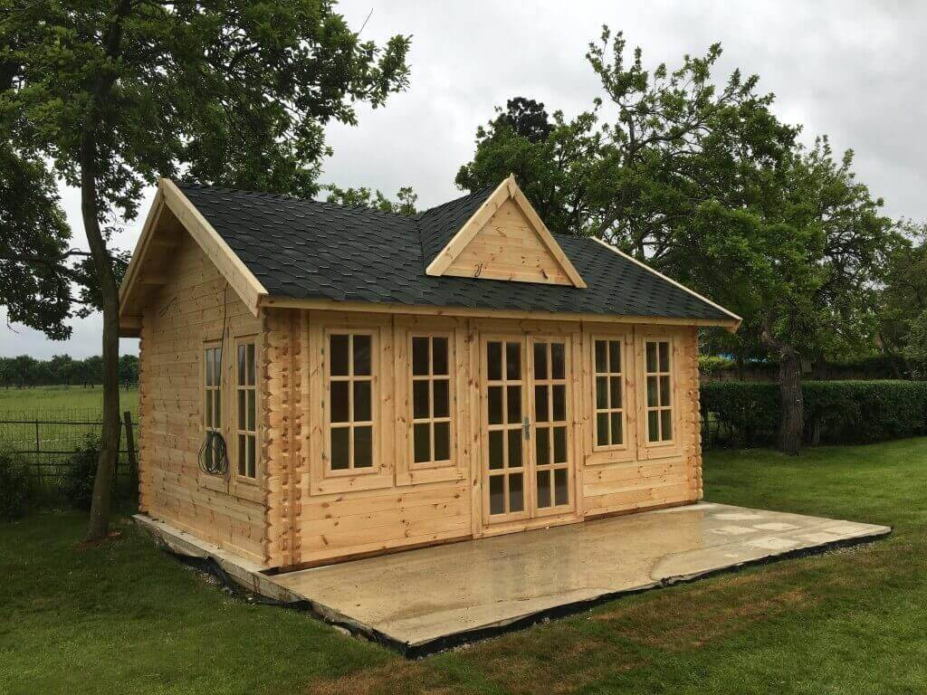 How to choose the right wooden shed