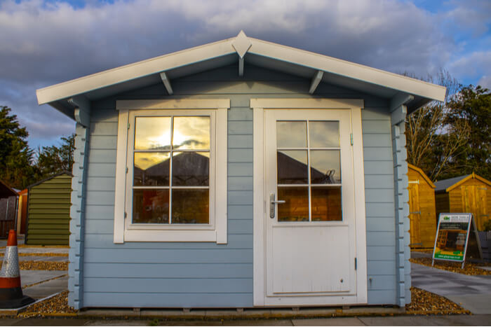 Information about wooden sheds