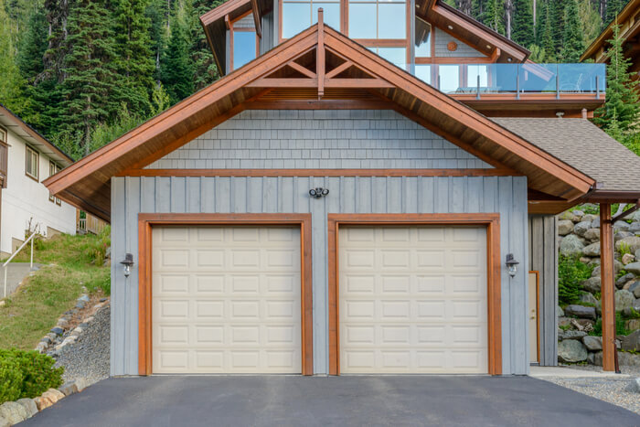 Everything about wooden garage
