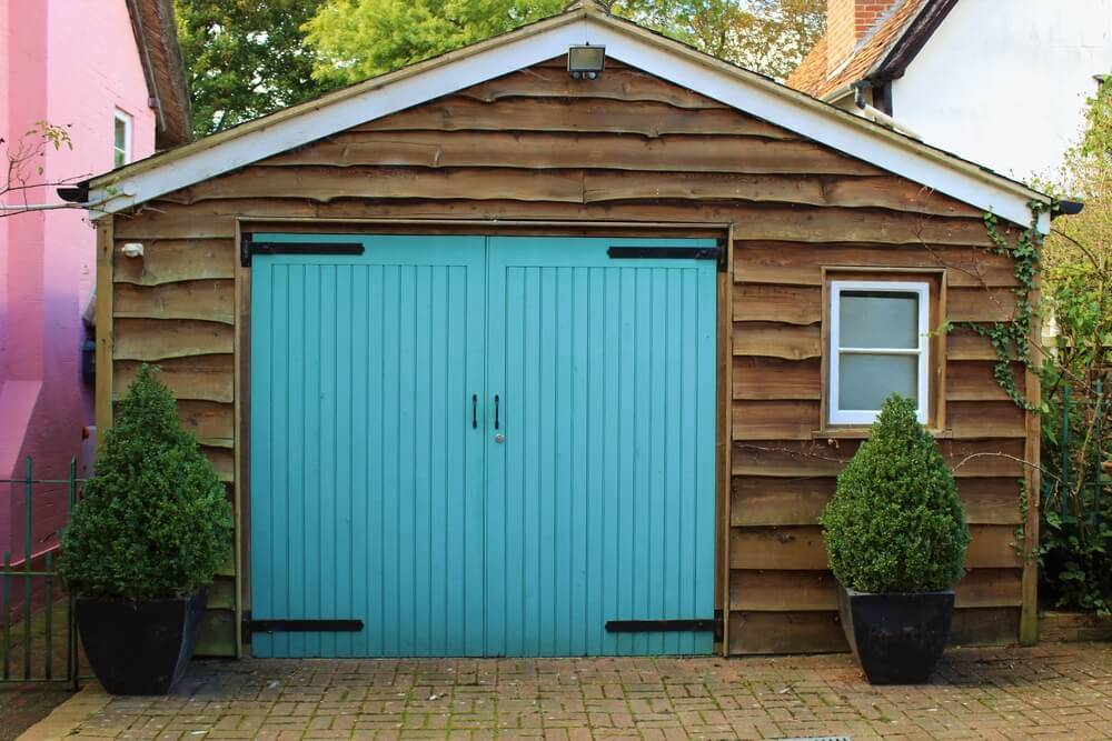 Things To Consider When Buying Wooden Garages