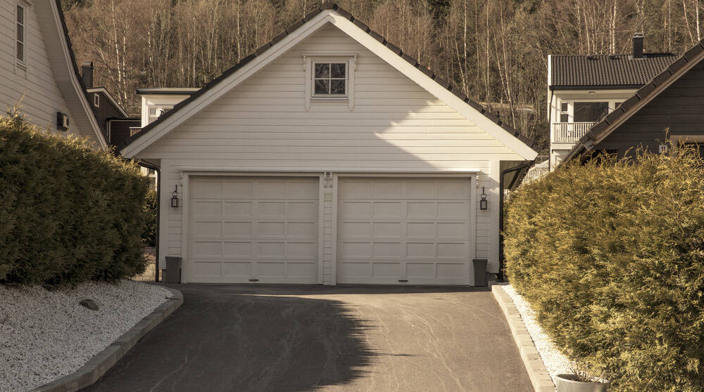 Wooden Garage Door Maintenance