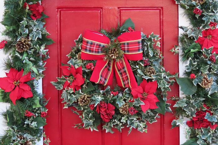 Christmas Decorating Tips For Log Cabins Pineca Com