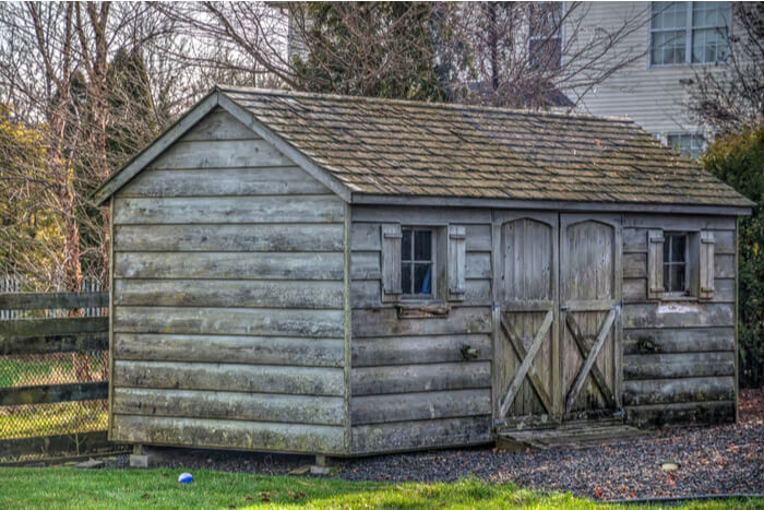 The History of Log Cabins
