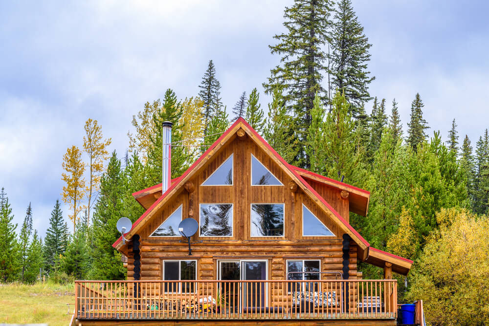 10 Tips For Reducing The Energy Costs In Your Prefab Log Home