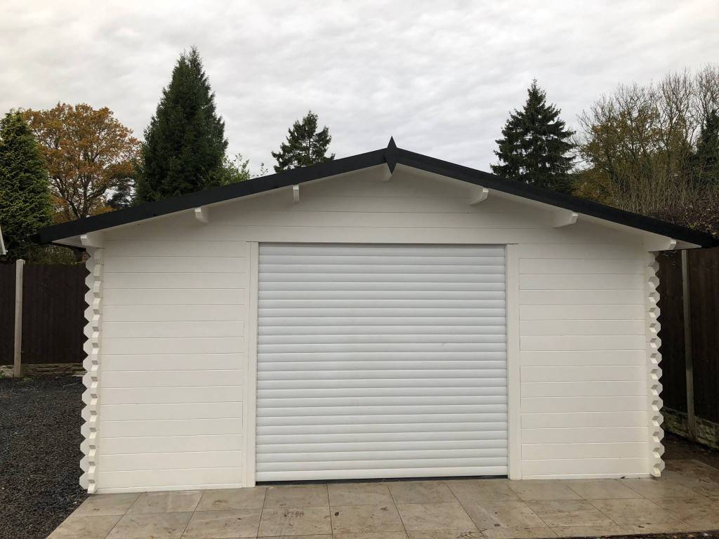 wooden-garage-white