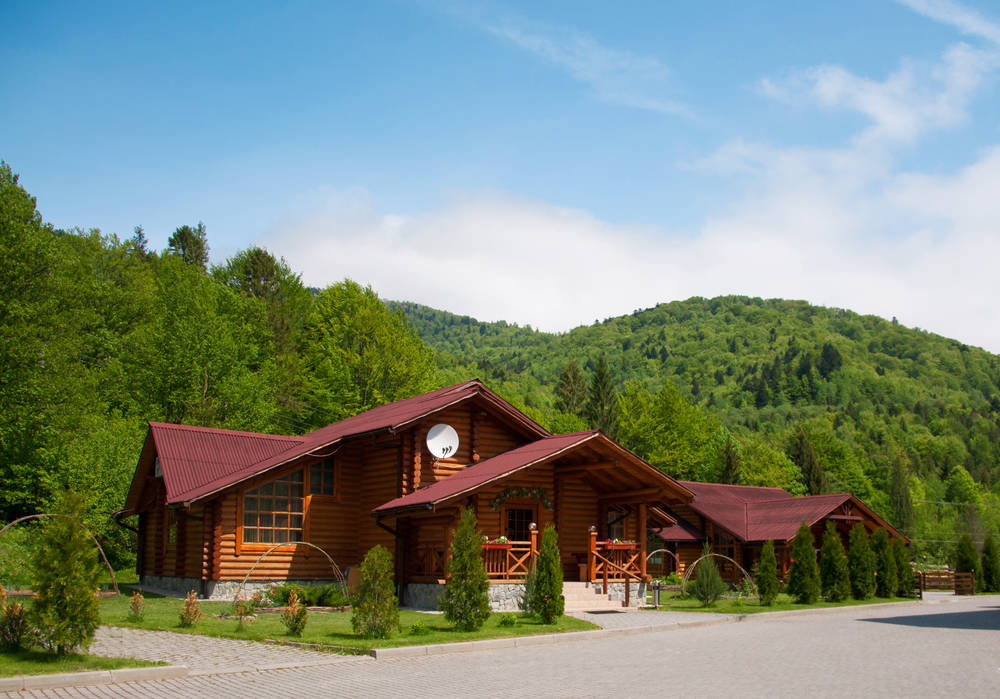 How to prepare your residential log cabin for the Summer