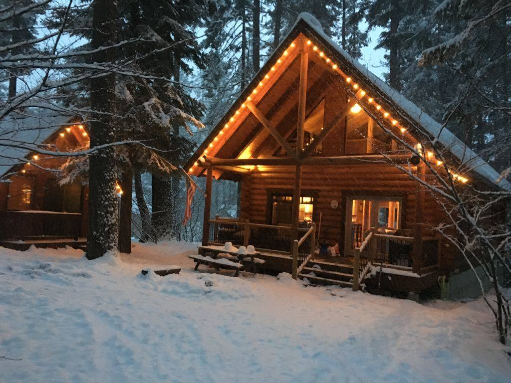 Winterizing Your Log Cabin