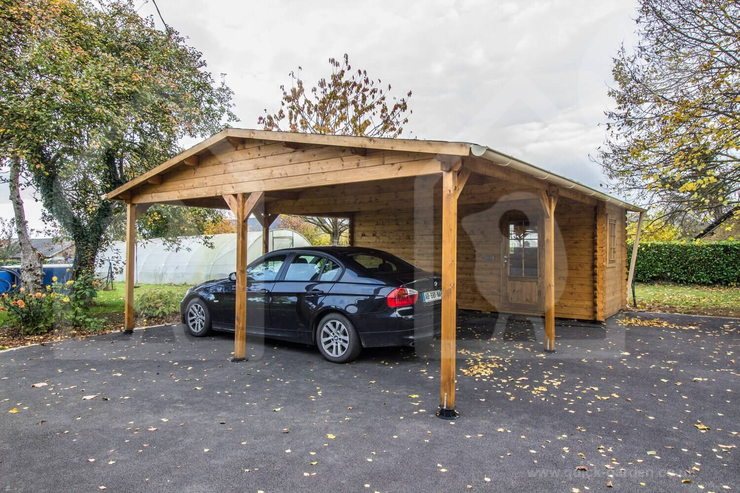 Is it Possible to Build a Carport in Early Spring ...