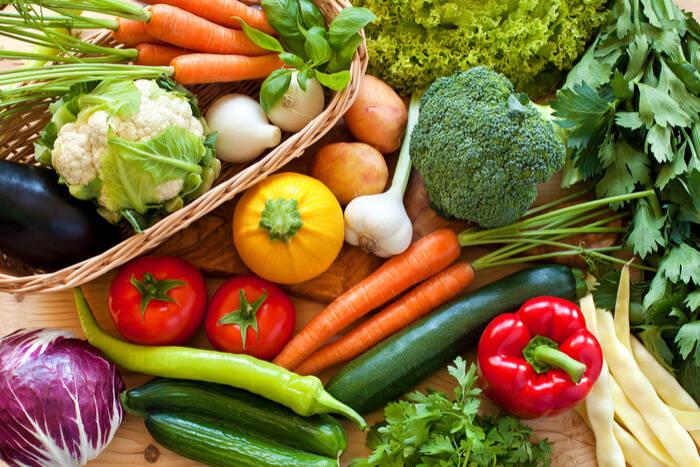 various-vegetables