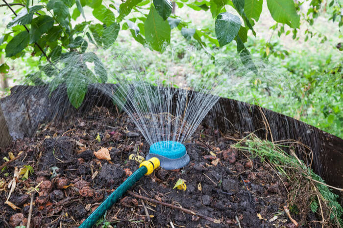 water compost