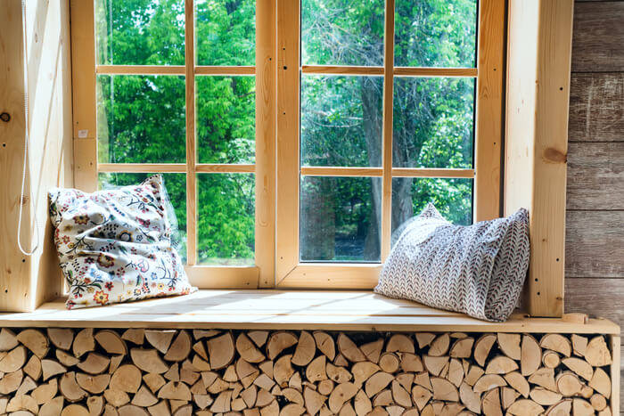 How to Use Decorative Wood in Your Home